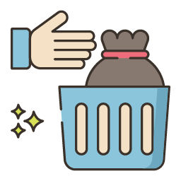 Cleanliness kebersihan area kerja by keyclean