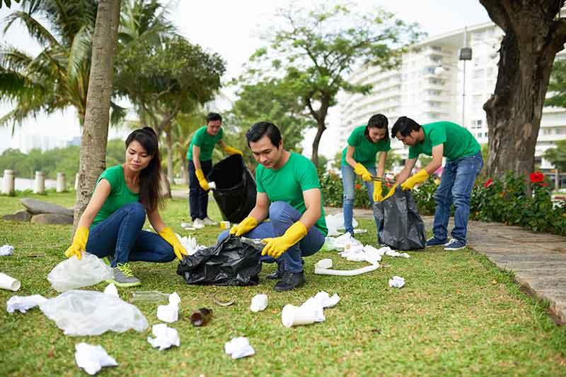 5 cara menjaga kebersihan lingkungan